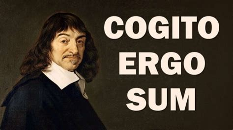 Le cogito de Descartes