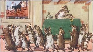 Faisons intervenir un premier animal sous la plume de Jean de La Fontaine : un chat.Nommez-le :