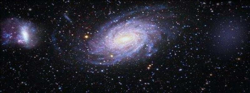 Pour quelle raison l'assemblage d'étoiles, de gaz, de poussières... que l'on nomme galaxie, porte ce nom féminin ?
