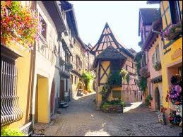Quel est le nom de ce village situé dans le Haut-Rhin ?