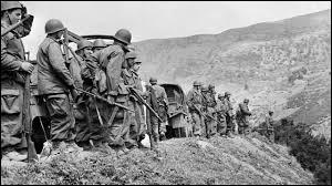 La guerre d'Algérie a débuté en 1957.