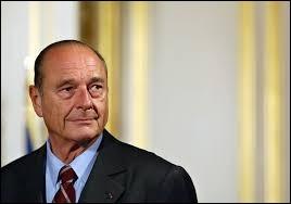 Jacques Chirac est décédé le 26 septembre 2019 à l'âge de 86 ans.