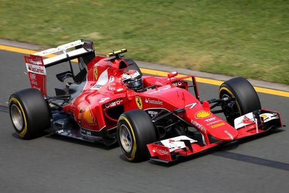 Formule 1 - Modèles de voitures