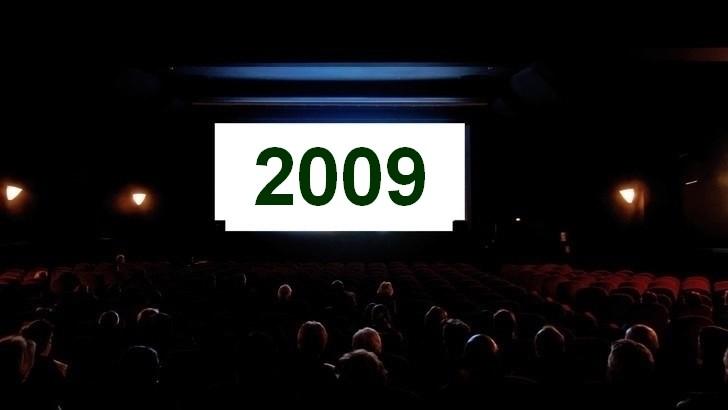 Cinéma 2009