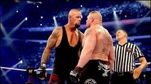 Contre qui Undertaker a-t-il perdu pour la première fois à WrestleMania ?