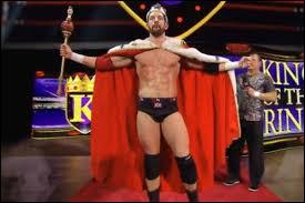 Qui a été King of the Ring en 2015 ?