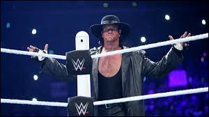 Combien de fois l'Undertaker gagna-t-il à WrestleMania ?