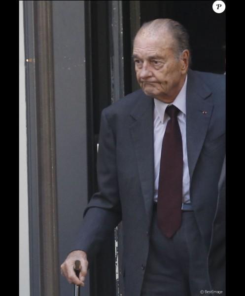 Quelle est la date de naissance de Jacques Chirac ?