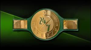 Qui est le plus titré du WWE 24/7 Championship ?