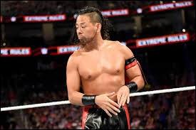 De quel pays nous vient Shinsuke Nakamura ?