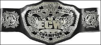 Qui n'a jamais été champion de l'ECW ?