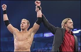 Contre qui Christian prend-il la possession pour la première fois du World Heavyweight Championship ?