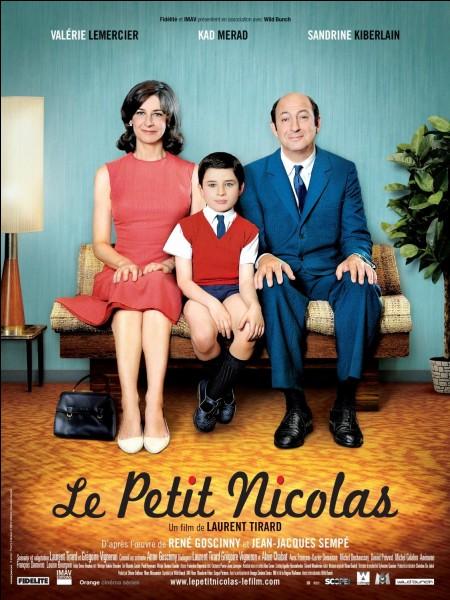 """""""Le Petit Nicolas"""" est un film interprété par Kad Merad."""
