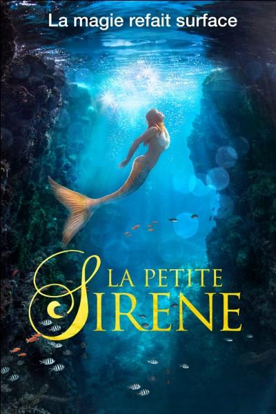 """""""La Petite sirène"""" est un film d'animation réalisé par les studios Disney."""