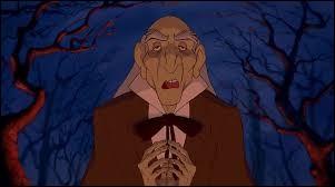 Dans quel Disney peut-on voir Monsieur D'Arque ?