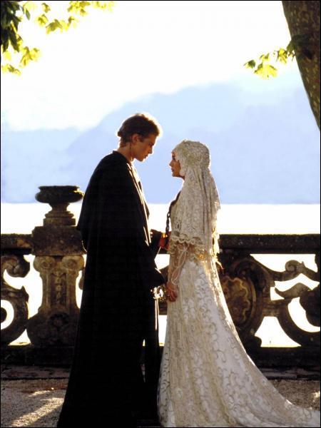 Où Padmé et Anakin se marient-ils ?