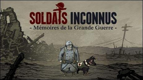 """Dans quelle guerre se déroule le jeu """"Soldats Inconnus : Mémoires de la Grande Guerre"""" ?"""