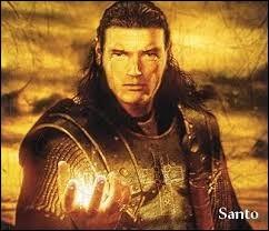De qui est amoureux Santo ?
