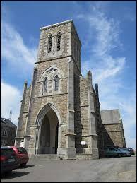 Voici l'église Saint-Crespin de Beauchamps. Village Manchot, il se situe en région ...