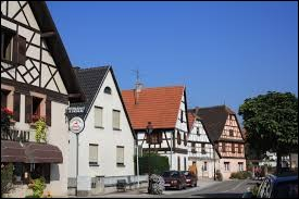 Beinheim est une commune Bas-Rhinoise située dans l'ancienne région ...