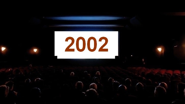 Cinéma 2002