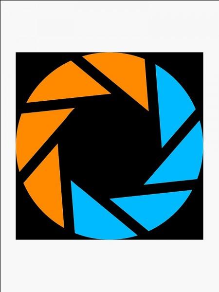 """Si je vous dis """"portail bleu et orange"""" vous pensez :"""