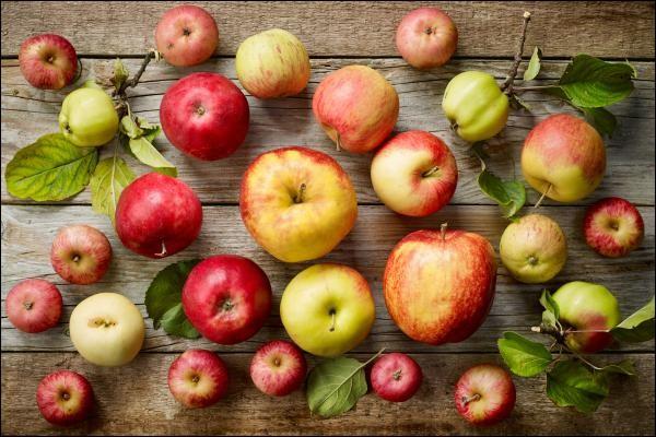 Quelle est l'empreinte carbone d'un kilo de pommes ?