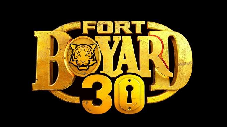 Fort Boyard a 30 ans