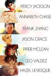 Quel personnage de «Héros de l´Olympe» es-tu ?