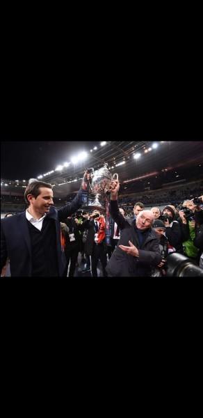 Qui était l'entraîneur du Stade Rennais avant Julien Stephan ?