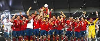Où s'est déroulée la Coupe du monde de football 2010 ?