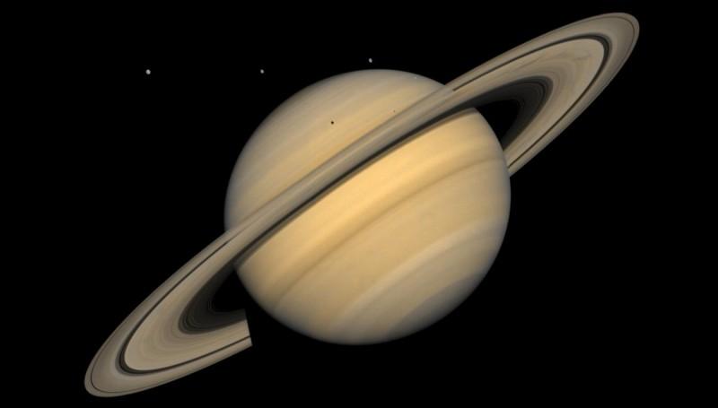 Après Jupiter, quelle est la planète du Système Solaire la plus grande ?