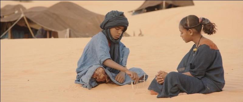 Kidane est un éleveur touareg vivant dans le désert avec sa femme et sa fille. Dans la ville proche, les habitants subissent, impuissants, le régime de terreur des djihadistes. Quel est ce film ?