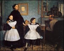 """Qui a peint """"La famille Belleli"""" ?"""