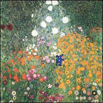 """Qui a peint """"Jardin de fleurs"""" ?"""