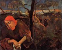 """Qui a peint """"L'agonie dans le jardin"""" ?"""