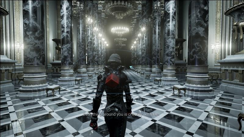 """Quel jeu, présenté sur l'image, possède une """"IA évolutive"""" en fonction des actions du joueur ?"""