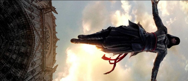 """Comment se nomme le saut iconique des """"Assassin's Creed"""" vous permettant d'atterrir, depuis une grande hauteur, dans une """"botte de foin"""" ?"""