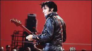 En quelle année est décédé Elvis Presley ?