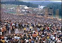 En quelle année s'est tenu le rassemblement de Woodstock ?