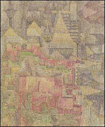 """Qui a peint """"Jardin du Château"""" ?"""
