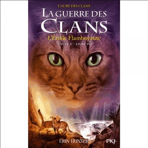 """Qui est l'auteur de """"La Guerre des clans"""" ?"""