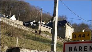 Je vous emmène en Midi-Pyrénées, à Baren. Petit village de 12 habitants, dans le Comminges et dans l'arrondissement de Bagnères-de-Luchon, il se situe dans le département ...