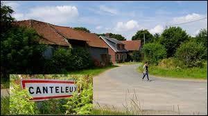 Nous sommes dans le Nord-Pas-de-Calais à l'entrée de Canteleux. Village de 15 habitants, dans l'arrondissement d'Arras, il se situe dans le département ...