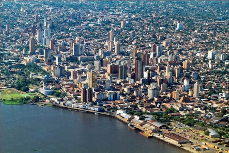 Asuncion est la capitale de quel pays ?