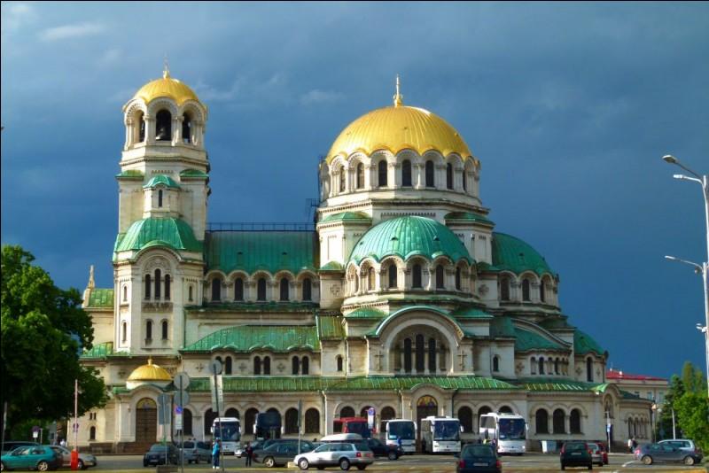 Sofia est la capitale de quel pays ?