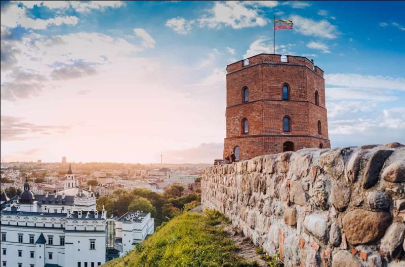 De quel pays Vilnius est-elle la capitale ?