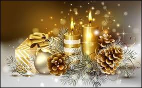 Selon la tradition, sous quelle plante s'embrasse-t-on lors des fêtes de fin d'année ?