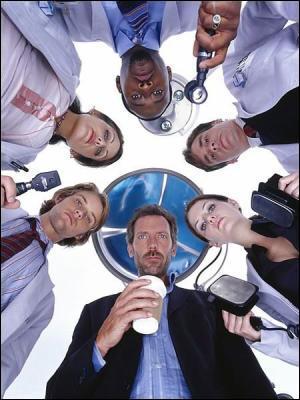 Quel était les postes occupés par les Dr Foreman, Chase et Cameron dans les saisons 1 à 3 ?
