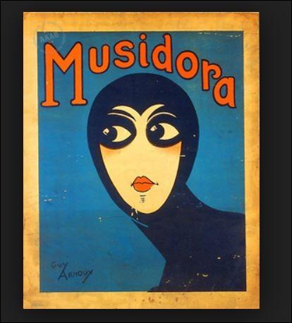 1973- Faire revivre Musidora et rendre un hommage au cinéma muet, tel fut le scénario de cette parodie mi-parlée, mi-chantée diffusée sur la 1ère chaîne de télévision française. Qui est ce tout jeune réalisateur, fervent admirateur de Musidora qui réalisa cette comédie musicale ?